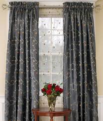 Really Curtains Overleigh Rod Pocket Curtains Actually I Do These In Gold