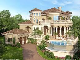 100 italian villa style homes luxury house blueprint plans