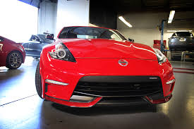 nissan 370z nismo wheels behind the wheel 2015 nismo 370z review stillen garage