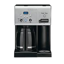 Cuisinart Coffee Plus 12 Cup Programmable Coffeemaker With Hot Water