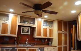 Kitchen Can Lights What Size Recessed Lights Should I Use With Lighting For Kitchen