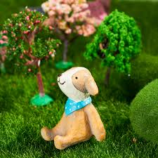animaux resine pour jardin online get cheap chien figurine aliexpress com alibaba group