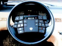 dashboard fiore 1980 lancia medusa italdesign giugiaro button concept old