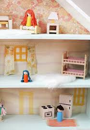 how to build a dollhouse u2013 a beautiful mess
