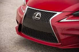lexus is 350 ecu tuning finally found something nice to say about the lexus spindle grille
