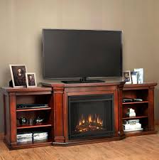 fireplace tv stand at walmart portable fireplaces costco