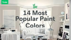 popular wall colors 2017 wall color to make room bigger khabars net