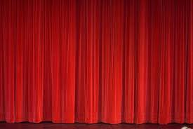 Stage With Curtains Presentation Design Blog Idea Transplant Slidemagic Chart