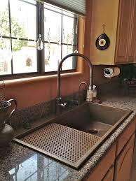 Sinks Extraordinary Top Mount Apron Front Sink Topmountapron - Home depot kitchen sink