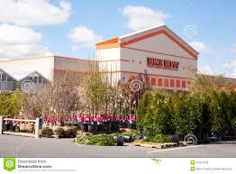 home depot garden center editorial stock image image 24475429