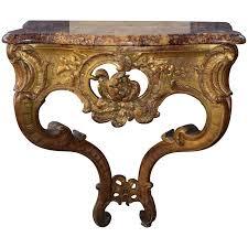 Wooden Carving Furniture Sofa Viyet Designer Furniture Tables Antique French 18th Century