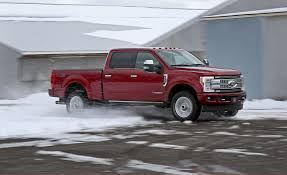 Ford F350 Truck Gas Mileage - 2017 ford f series super duty in depth model review car and driver