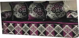 tissu salon marocain moderne davaus net u003d salon marocain moderne avito avec des idées