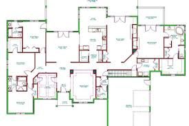 split ranch floor plans 23 split level ranch house plans split level house plan with 1732