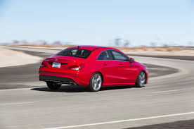 2014 mercedes cla250 coupe 2014 mercedes cla250 test motor trend