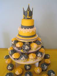 baby shower cupcake tower cake dulce