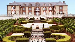domaine carneros about chateau between sign up for sparkling wine every day of the year robb report