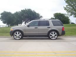 Ford Explorer Rims - lowering my x ford explorer forum forums for ford explorer