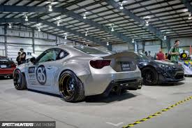 frs scion modified fitted toronto 2015 scion frs tanoshi rear speedhunters
