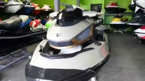 pair of 2009 seadoo gtx limited 255 hp for sale youtube