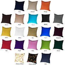 Sofa Pillow Cases Sofa Cushions Ebay