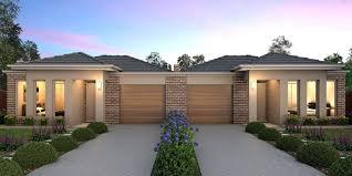 single story duplex designs floor plans modern housing single story duplex google search down sizing
