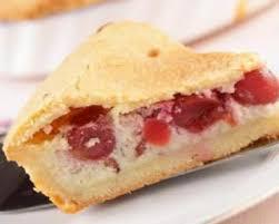 cuisiner sans gras recette de gâteau basque aux cerises sans matières grasses et sans