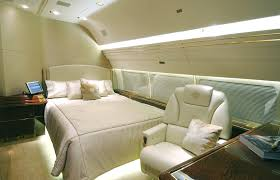 master bedroom onboard donald j trump u0027s boeing 757 completion by
