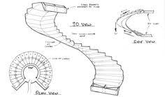 spiral staircase floor plan floor plan spiral stair case google search staircase design