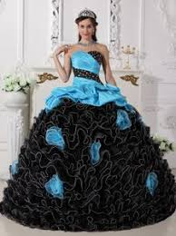 blue and black quinceanera dresses blue and black quinceanera gowns