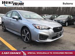 2017 subaru impreza sedan sport new u0026 used subaru dealership near buffalo