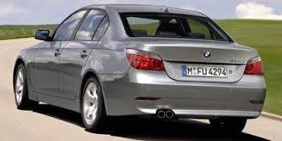 bmw 5 series mileage used 2006 bmw 5 series sedan 4d 550i at 6 spd mileage options
