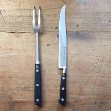 knives curb carving set special bbq k sabatier