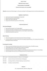A Functional Resume Writing A Functional Resume