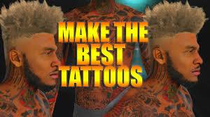 full body tattoo nba 2k16 nba 2k16 tips tricks full arm sleeve tattoo tutorial how to make