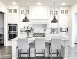 white cabinet kitchen ideas best 25 white farmhouse kitchens ideas on farmhouse