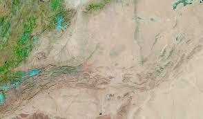 rare snow in the african desert natural hazards