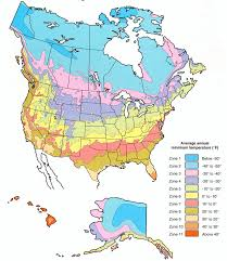 zone map for usa plant hardiness zone map for america