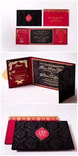 Halloween Wedding Card Best 20 Gothic Wedding Invitations Ideas On Pinterest Black