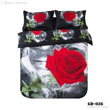 wholesale selling 3d bedding sets with fitted sheet