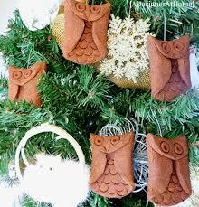 aromatic cinnamon owl ornament tutorial hometalk