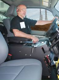 mobile office desk this pickup truck gear creates a truly mobile office