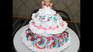doll cake doll cake