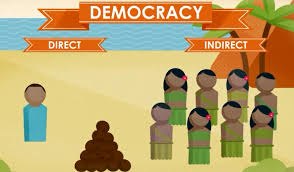 learn about democracy oligarchy and autocracy the three main