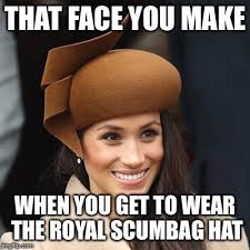 Royal Family Memes - image tagged in royal family prince harry scumbag hat scumbag megan