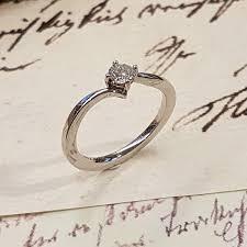 verlobungsringe individuell verlobungsring in fairtrade weissgold und weissem brillant wir