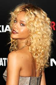 curly haircuts for long hair 50 best rihanna hairstyles our favorite rihanna hair looks of