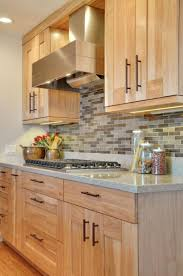Knotty Hickory Kitchen Cabinets 42 Best Kitchen Natural Cabinets Images On Pinterest Kitchen