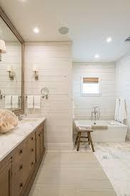 white diamond pattern floor tiles transitional bathroom