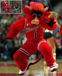 Benny Bull Halloween Costume Ranking Nba U0027s Mascots